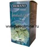 Масло пачули patchouly oil Hemani