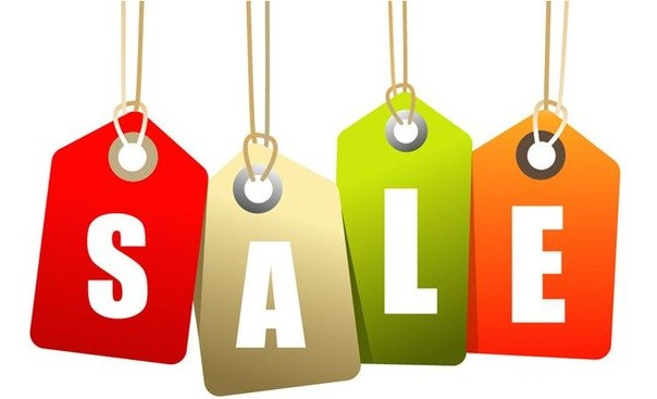 распродажи и акции